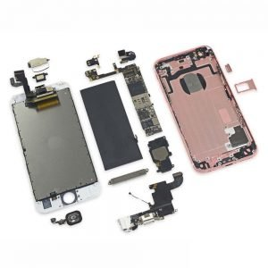 Fraskilt iphone